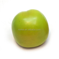 Decorative Vegetable and Fruit Fake Green Plum Fruits