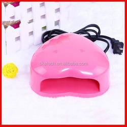 Top selling hot popular mini LED Nail Lamp 3W uv nail dryer