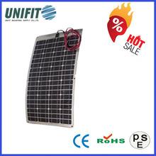 High Efficiency Thin Film Flexible Solar Panel &Poly Solar Module 250w