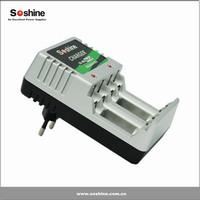 Soshine AAA/AA/9V NI-MH battery charger Compact Battery Charger aa aaa battery charger portable battery charger