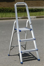 High Quality Aluminium stairs household aluminium alloy folding ladder