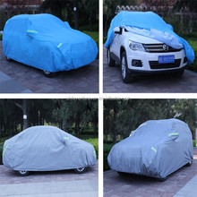 outdoor UV protective hail proof car cover