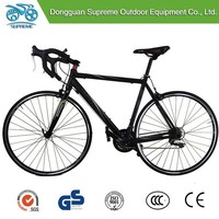 2015 big size road bycicle, aluminum road bicycle fit 180cm+, Double V Brake bicicleta