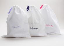 polyester hotel laundry bag,nylon laundry bag,cotton laundry bag