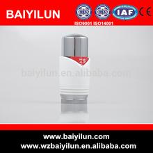 blanco cromado sensor de líquido termostato radiador de la cabeza