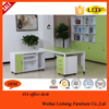 New Design Stainless Steel Office Desk For One Person