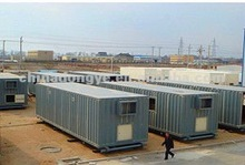 Competitve price living movable container houses usa