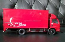 Custom professional 1:43 die cast metal/resin/plastic 3d model trucks model produce