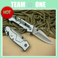 Professional folding survival knife camping knife wholesale knives