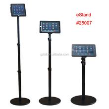 Soporte de suelo para el ipad aire / altura ajustable brace para sofá o cama / tablet soporte de la pantalla de ayuda at gimnasio