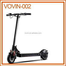 2015 High quality fashion folded two wheel electric scooter 350W VOVIN002