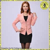 Ladies Design Jacket Suit, Women Suit Coat, Fashoion Office Women Blazer