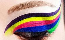eyebrow template, tattoo color eyebrow ink, eyebrow threading kiosk