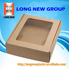 E 2015 customized colorful paper box for cupcake