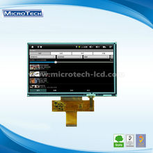A Style Special 7.0'' panel display capacitive