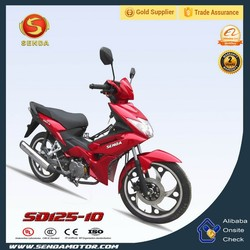 TOP Quality New Design 110CC Cub Motorcycle SD125-10