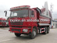 Used shacman mini dump truck SX3257DM324 Euro2&Euro3&Euro4 6x4 25-30ton 336/375hp
