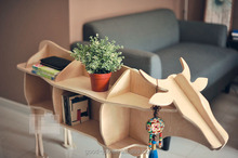 Carved animal style home decoration