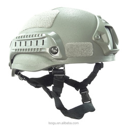 Whole sales Price Mich 2002 Gray Action Version China supplier camouflage military police helmet