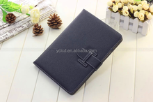 manufacturer for ipad mini leather case with wallet