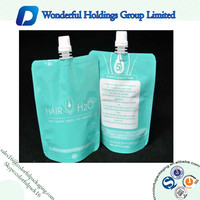 Baby food packaging bag/Drinking pouch/Aluminum foil bag with spout top