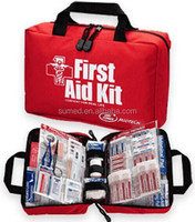 Wholesale car first aid kit for emergency use