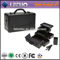 Discount cosmetic bags and cases VIP customers of eyelash extensions beauty product display cases