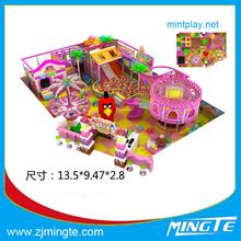 Comercial indoor playground Children indoor playground inflatable park kids area factory price