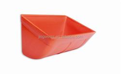 1 gallon plastic buckets for screw feeders, gamma seal lids best price