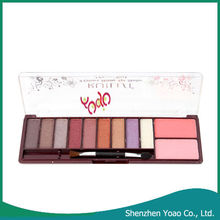 Shining Eyeshadow Blush Palette Collection