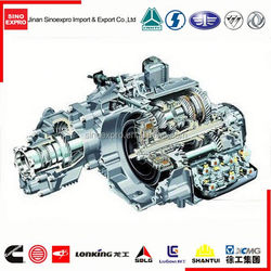 2015 new Jinan original ZF heavy machinery spare parts