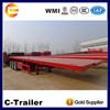 international semi trailer Flatbed Transport Semi Trailer