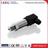 Electric smart capacitance pressure sensor
