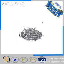 """5/16"""" sus304 stainless steel ball bearing hospital use 300 series with sgs certificate"""