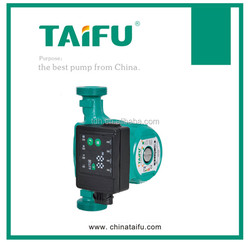 auto water pump for circulating hot water