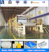 New condition 2100mm copy paper/printing paper/ A3/A4 paper making machine