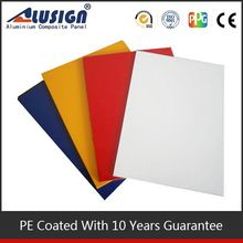 High grade furnishing pe coating internal wall finishing material