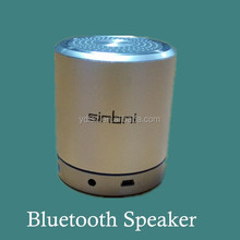 Wireless,Portable,Mini Special Feature and 1 Channels Logo branded speaker for company anniversary gifts