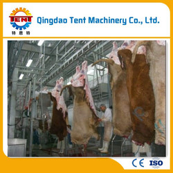 Halal cattle beef cow ox Slaughter equipment for sale