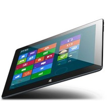 10.1inch quad-core big screen windows 8 pc tablet