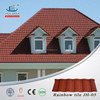 decorative roofing Manufacturer high quality stone coated roof tile price for South Africa