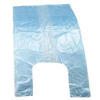 T-shirt PE Plastic garbage waste rubbish bag 45cmx60cmx40pcs