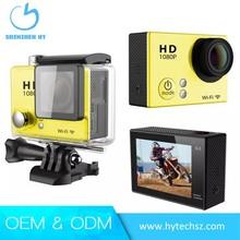 Wholesale factory sj4000 wifi waterproof full hd mini camera with 2 inch size screen