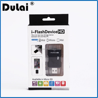 New Products SD Card Plug i Flash Drive For iPad