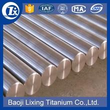 Baoji LIXINGTI harga terbaik titanium bar