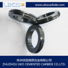 Tungsten Carbide cold roller for processing 3 to 14mm steel wire rods