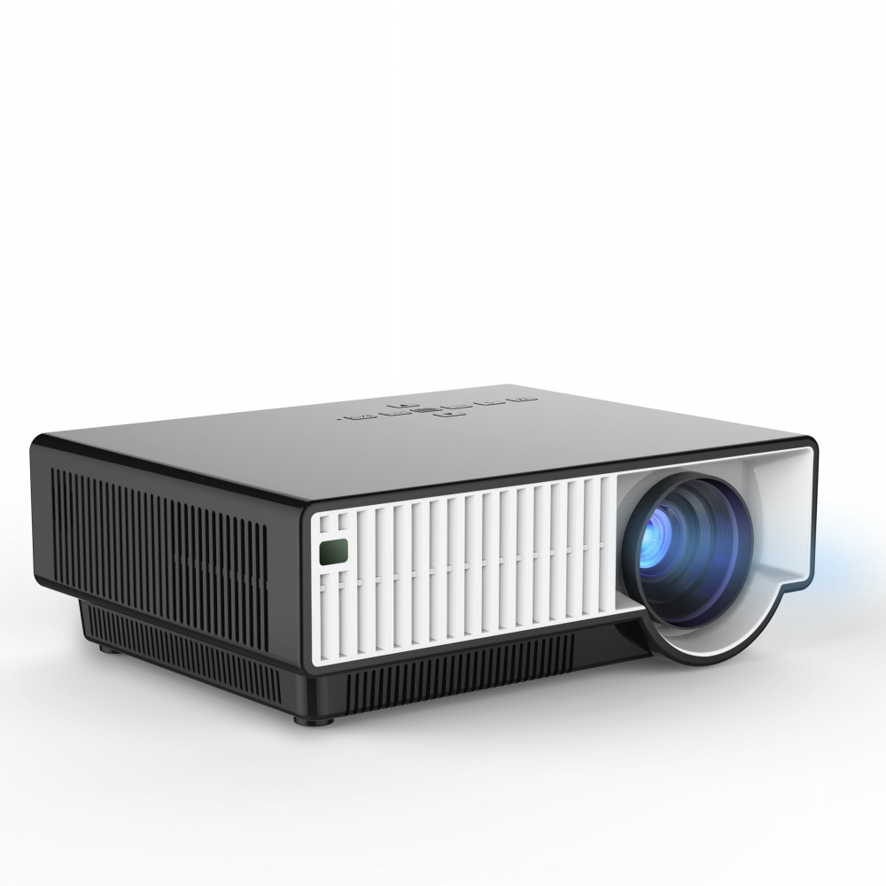 Xelectron full hd 150 2500 lumens uc104 led projector for Hdmi projector