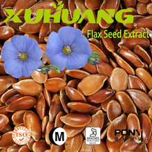 Kosher/FDA Flaxseeds Extract/Flax seed extract