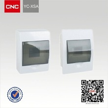YC-XSA Surface/Flush Mount distribution box plastic electrical enclosure distribution box