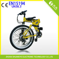 low price 36volt lithium ion battery for mountain electric bicycle bike